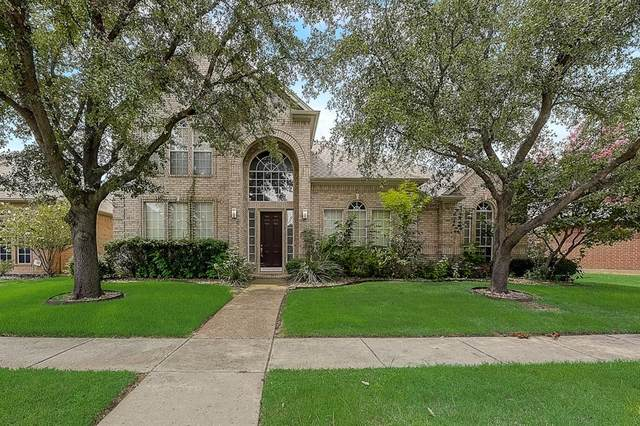6417 Pawnee Lane, The Colony, TX 75056 (MLS #14654344) :: Real Estate By Design