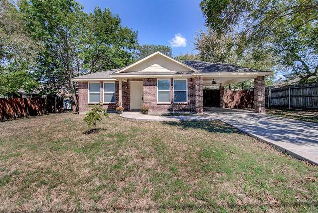106 W Adair Street, Alvarado, TX 76009 (MLS #14654362) :: The Hornburg Real Estate Group