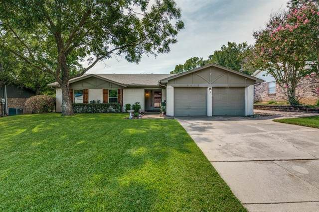 8412 Brookview Drive, North Richland Hills, TX 76182 (MLS #14654383) :: Rafter H Realty