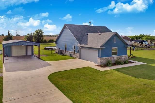 1033 Southgate Court, Farmersville, TX 75442 (MLS #14654413) :: Craig Properties Group