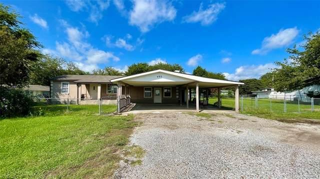 493 Fm 513, Lone Oak, TX 75453 (MLS #14654455) :: The Star Team | Rogers Healy and Associates