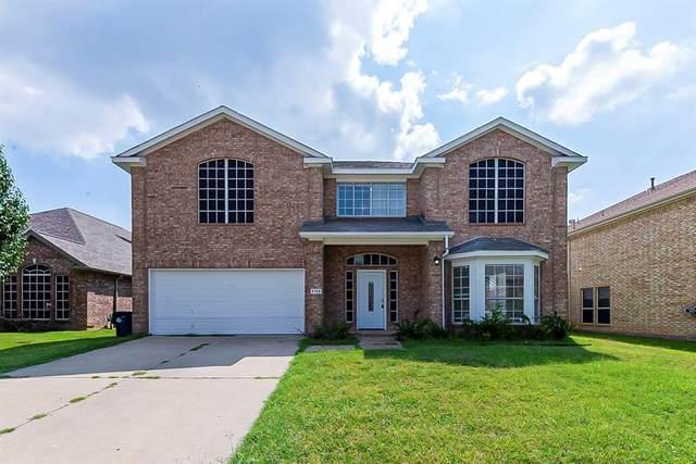 7113 Frost Lane, Denton, TX 76210 (MLS #14654467) :: Real Estate By Design