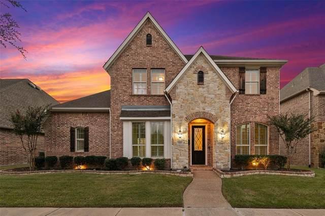 620 Four Stones Boulevard, Lewisville, TX 75056 (MLS #14654506) :: VIVO Realty