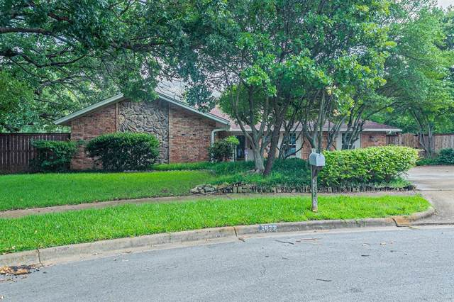 2823 Creekwood Court, Grapevine, TX 76051 (MLS #14654588) :: Real Estate By Design