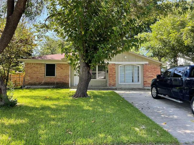 2210 Loyce Drive, Mesquite, TX 75149 (MLS #14654592) :: Front Real Estate Co.