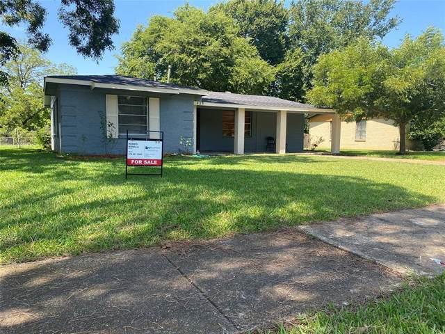 429 Satinwood Drive, Dallas, TX 75217 (MLS #14654593) :: Real Estate By Design