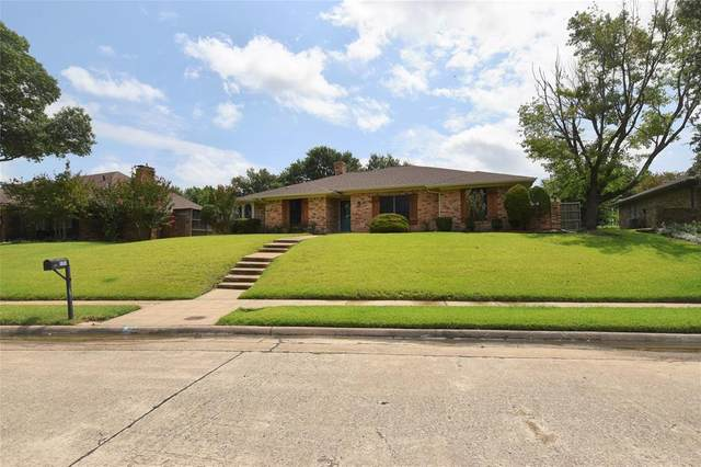 1314 Carriage Lane, Garland, TX 75043 (MLS #14654594) :: Craig Properties Group
