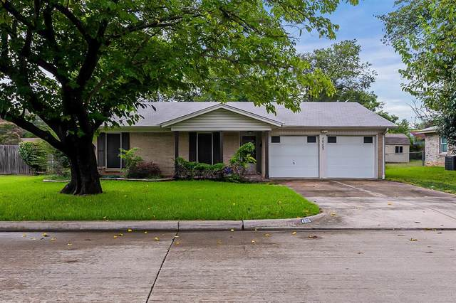 4905 Wyoming Trail, North Richland Hills, TX 76180 (MLS #14654613) :: Real Estate By Design