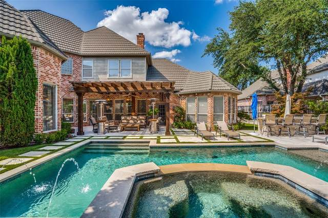 1800 Kings Isle Drive, Plano, TX 75093 (MLS #14654634) :: Real Estate By Design