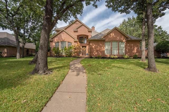 1318 Axton Carter Drive, Keller, TX 76248 (MLS #14654645) :: Real Estate By Design
