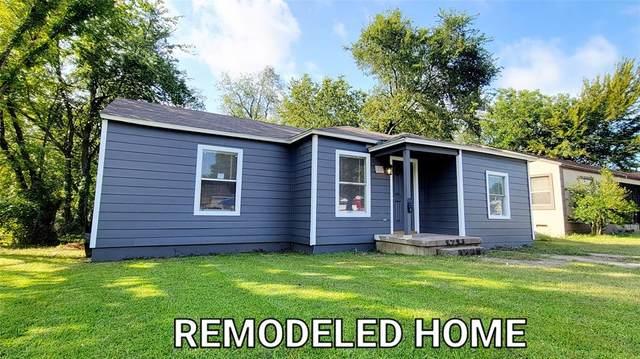 2728 Custer Drive, Dallas, TX 75216 (MLS #14654690) :: Real Estate By Design