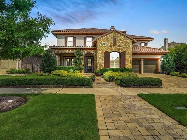 12862 Terlingua Creek Drive, Frisco, TX 75033 (MLS #14654781) :: Craig Properties Group