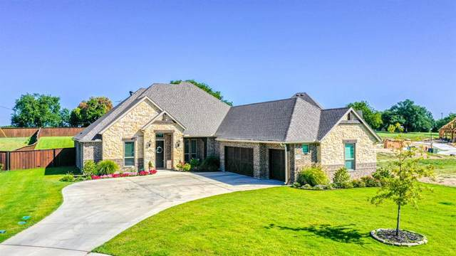100 Oxford Court, Weatherford, TX 76088 (MLS #14654786) :: Craig Properties Group