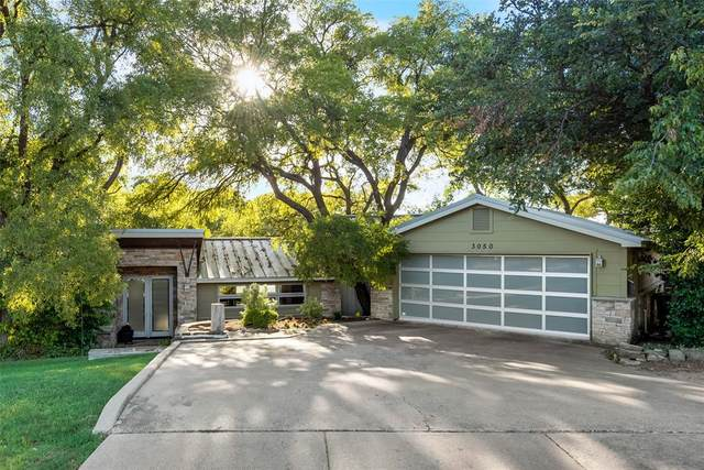 3050 Bellaire Drive W, Fort Worth, TX 76109 (MLS #14654835) :: All Cities USA Realty