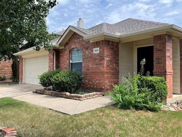 1051 Wood Brook Drive, Grand Prairie, TX 75052 (MLS #14654846) :: Russell Realty Group