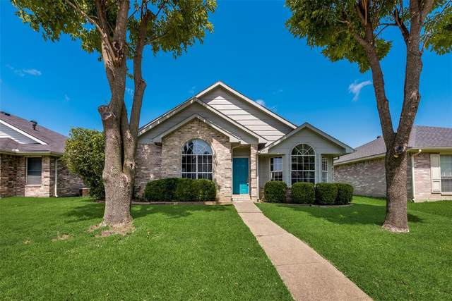 1501 Spicewood Drive, Mesquite, TX 75181 (MLS #14654851) :: Maegan Brest   Keller Williams Realty
