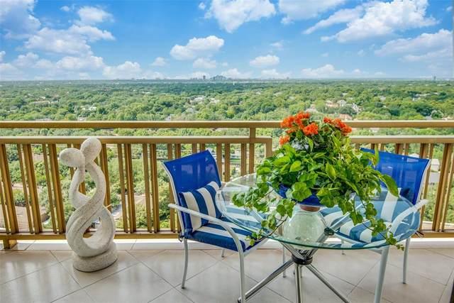 6211 W Northwest Highway #2002, Dallas, TX 75225 (MLS #14654893) :: Real Estate By Design