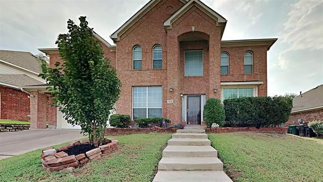 7908 Parkwood Plaza Drive, Fort Worth, TX 76137 (MLS #14654895) :: Craig Properties Group