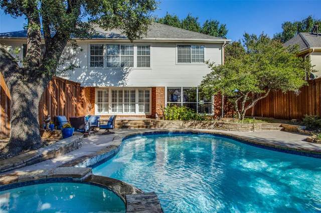 7505 Hughes Drive, Plano, TX 75024 (MLS #14654922) :: Russell Realty Group