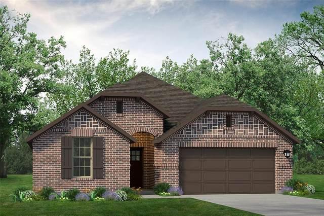 813 Mildren Lane, Fate, TX 75087 (MLS #14654951) :: Real Estate By Design