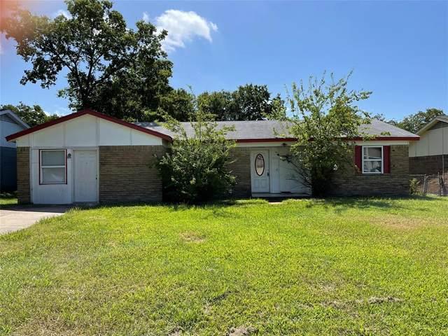 206 Redwood Street, Mesquite, TX 75181 (MLS #14654954) :: The Juli Black Team
