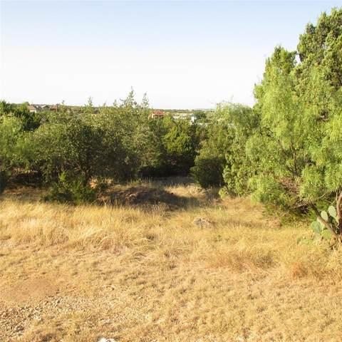 Lot 222 Cliffs Drive, Graford, TX 76449 (MLS #14654960) :: Robbins Real Estate Group