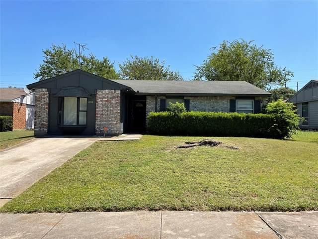 1210 Ski Drive, Duncanville, TX 75116 (MLS #14654978) :: Real Estate By Design