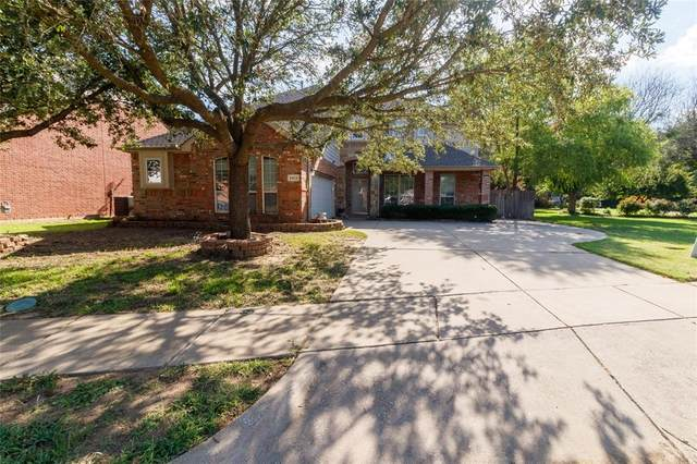 2413 Bent Trail, Mansfield, TX 76063 (MLS #14654991) :: The Chad Smith Team