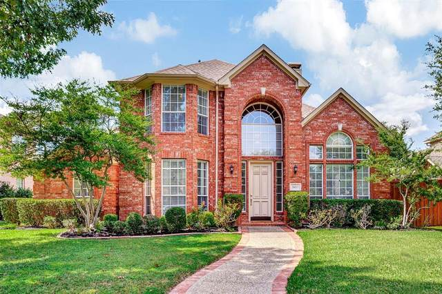 3411 Mapleleaf Lane, Richardson, TX 75082 (MLS #14654994) :: The Good Home Team