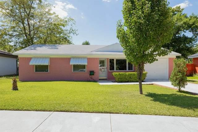 1002 Highland Drive, Arlington, TX 76010 (MLS #14655122) :: Lisa Birdsong Group | Compass