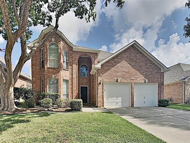 3624 Dresage Lane, Flower Mound, TX 75022 (MLS #14655143) :: Craig Properties Group