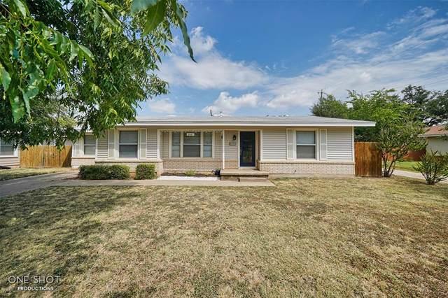 666 East North 20Th Street, Abilene, TX 79601 (MLS #14655257) :: Texas Lifestyles Group at Keller Williams Realty