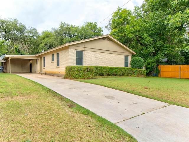 204 Prairie Avenue, Cleburne, TX 76033 (MLS #14655311) :: Maegan Brest | Keller Williams Realty