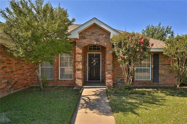 3761 Patty Lynne, Abilene, TX 79606 (MLS #14655352) :: Russell Realty Group