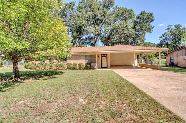 107 Choctaw Trail, Henderson, TX 75652 (MLS #14655365) :: Real Estate By Design