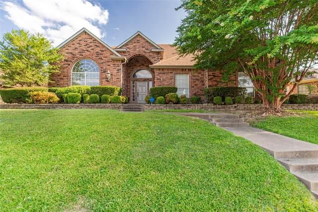 716 Robin Meadow Drive, Desoto, TX 75115 (MLS #14655412) :: Real Estate By Design
