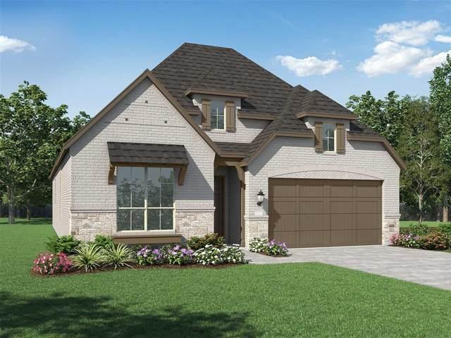 1713 Moore Lane, Van Alstyne, TX 75495 (MLS #14655428) :: All Cities USA Realty
