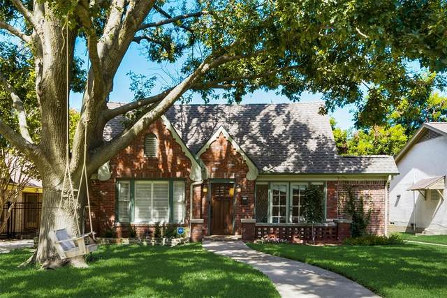 610 Clermont Avenue, Dallas, TX 75223 (MLS #14655448) :: Russell Realty Group