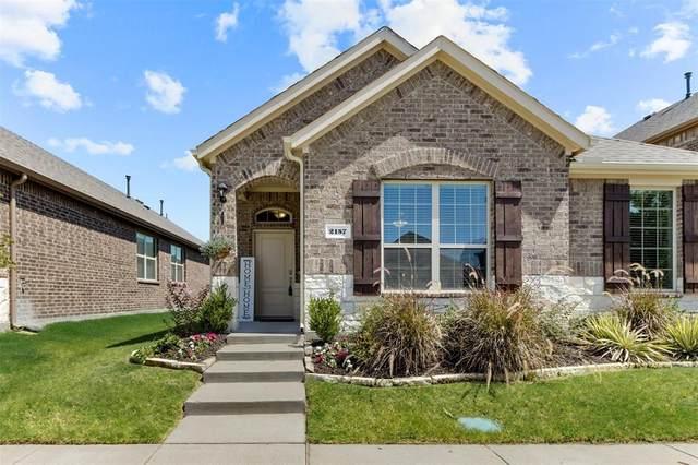 2157 Miramar Drive, Little Elm, TX 75068 (MLS #14655494) :: Craig Properties Group