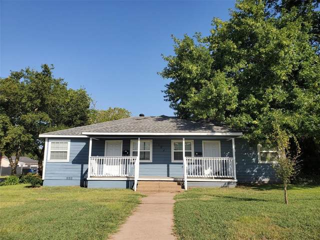 101 Pacific Avenue, Terrell, TX 75160 (#14655521) :: Homes By Lainie Real Estate Group
