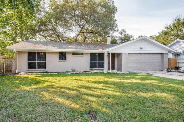 303 Bales Street, Cleburne, TX 76033 (MLS #14655567) :: The Chad Smith Team