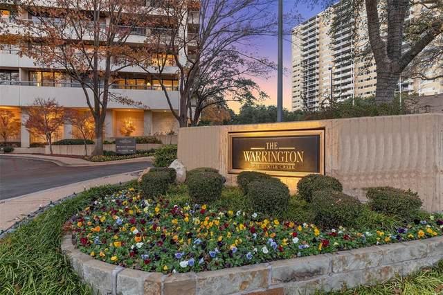 3831 Turtle Creek Boulevard 5C, Dallas, TX 75219 (#14655662) :: Homes By Lainie Real Estate Group