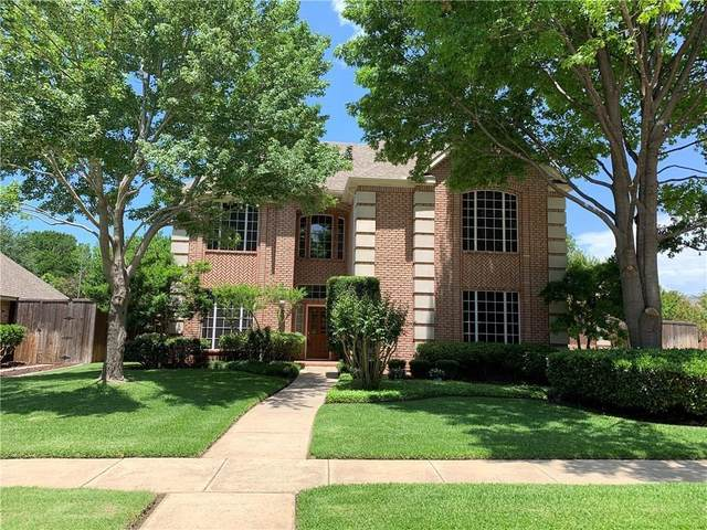 312 W Mill Valley Court, Colleyville, TX 76034 (MLS #14655675) :: Real Estate By Design