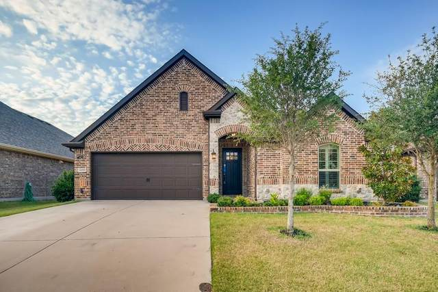 4408 Green Teal Street, Fort Worth, TX 76262 (MLS #14655676) :: Real Estate By Design