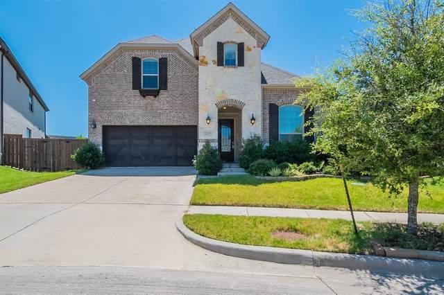 2241 Wimberly Way, Carrollton, TX 75010 (MLS #14655684) :: VIVO Realty