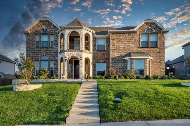 515 Southwestern Drive, Rockwall, TX 75087 (MLS #14655724) :: Wood Real Estate Group