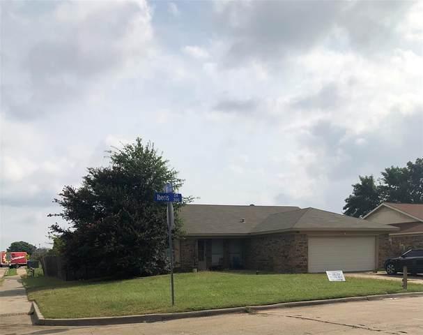 301 Iberis Drive, Arlington, TX 76018 (MLS #14655781) :: Real Estate By Design