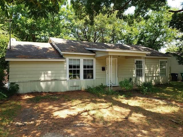 1424 Panhandle Street, Denton, TX 76201 (MLS #14655905) :: RE/MAX Landmark