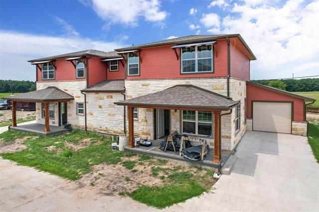 202 Perch Drive, West Tawakoni, TX 75474 (MLS #14655910) :: Real Estate By Design