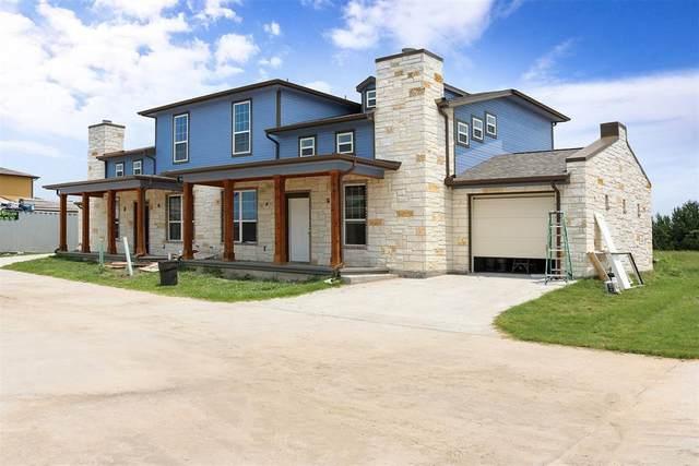 203 Perch Drive, West Tawakoni, TX 75474 (MLS #14655936) :: Real Estate By Design